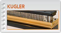 Kugler Paper Punching Tools